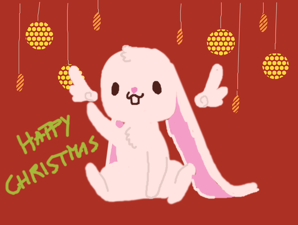 Christmas Fanart from Petite Bubu